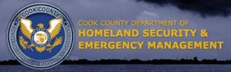 cook county homeland security banner