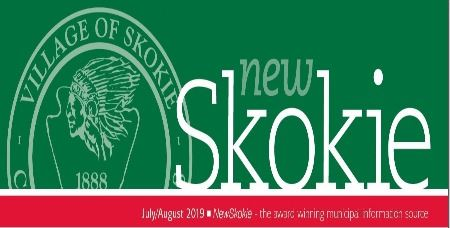 July August NewSkokie Masthead Image