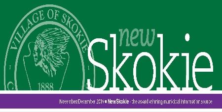 November December 2019 NewSkokie Masthead