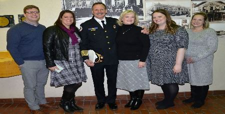 Chief Hoeflich and Family (JPG)