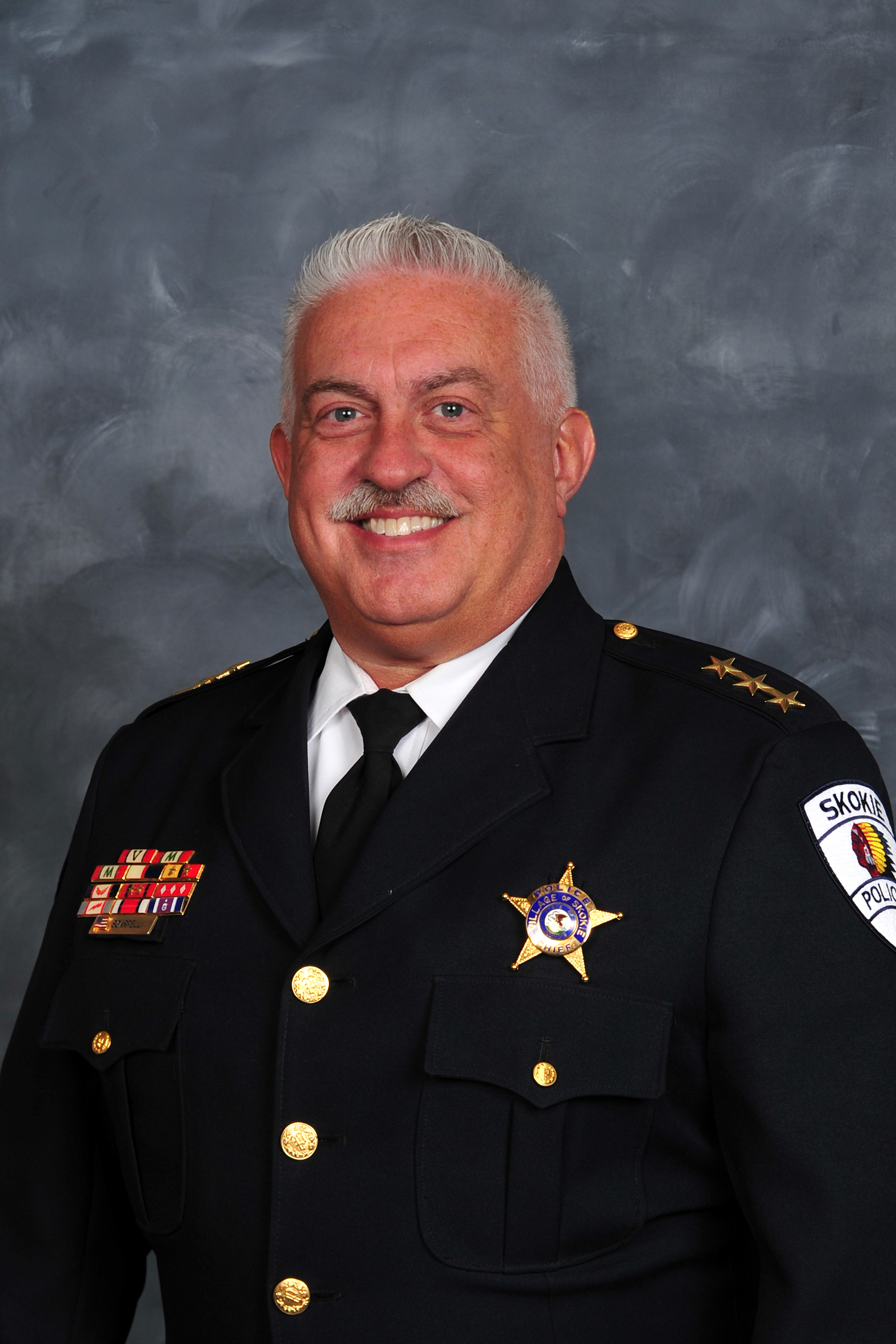 Police Chief Anthony Scarpelli