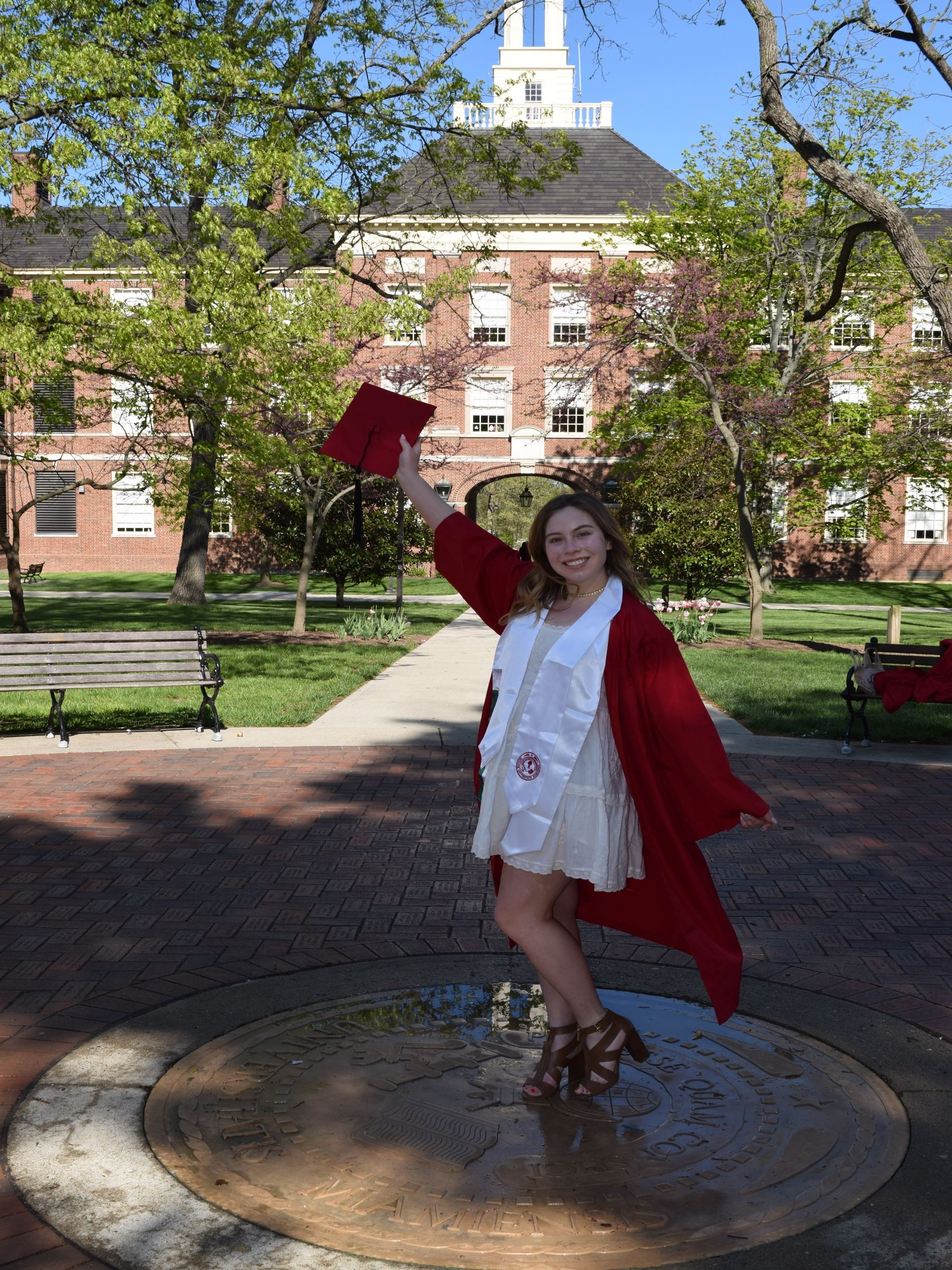 Juliana Livieri- Graduated from Miami University