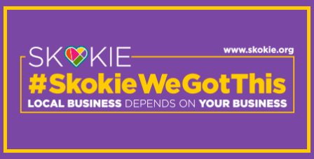 #SkokieWeGotThis Local Business Depending on Your Business