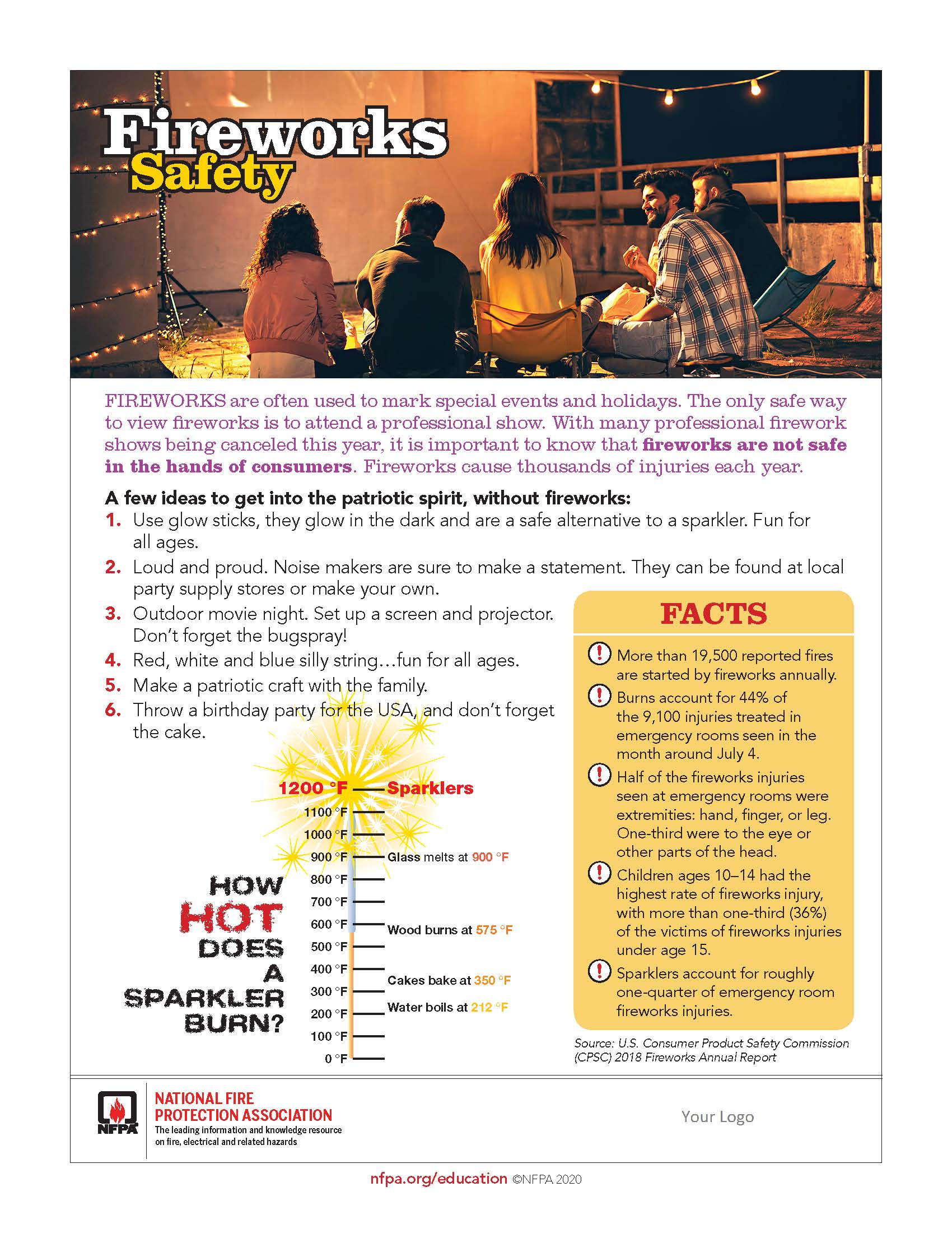 Fireworks Safety Tips (JPG)