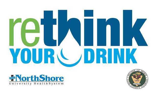Rethink Your Drink Logo Opens in new window
